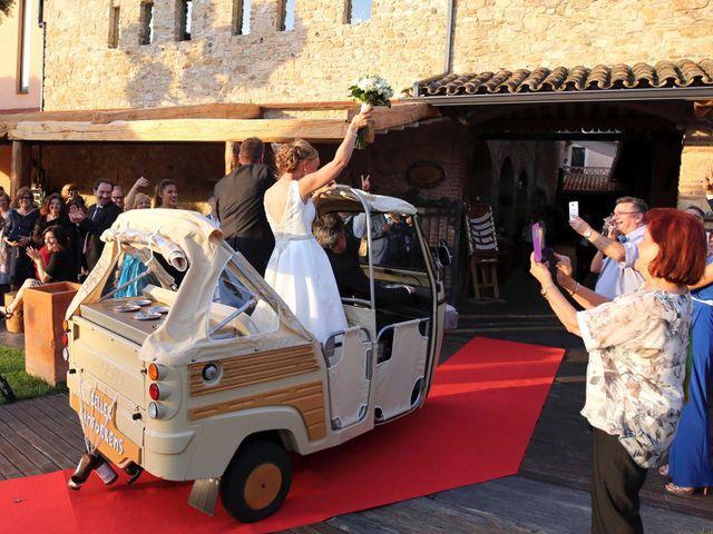 La boda de Toni y Vane en Sant Fost De Campsentelles, Barcelona 81