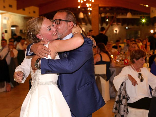 La boda de Toni y Vane en Sant Fost De Campsentelles, Barcelona 85