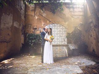 La boda de Anna y Cristofer