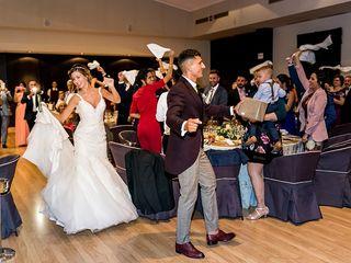 La boda de Georgina y Manuel 1