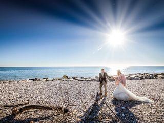 La boda de Georgina y Manuel