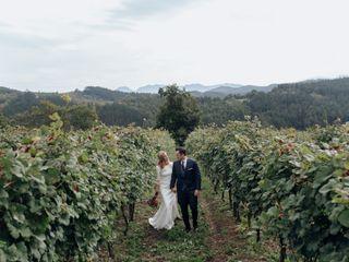 La boda de Sara y Manu