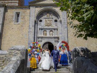 La boda de Sergio y Pilar