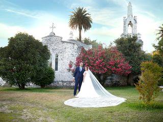 La boda de Noelia y Benito