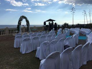 La boda de Judit y Raúl  1