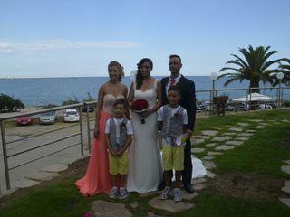 La boda de Judit y Raúl