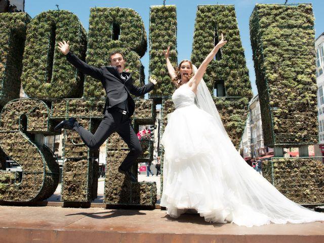 La boda de María Luisa y Roberto  en Vitoria-gasteiz, Álava 1