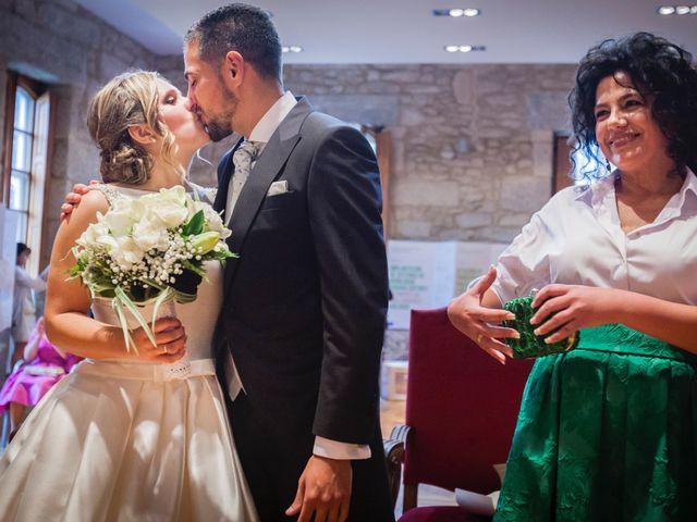 La boda de Rafa y Paula en Ponteareas, Pontevedra 16