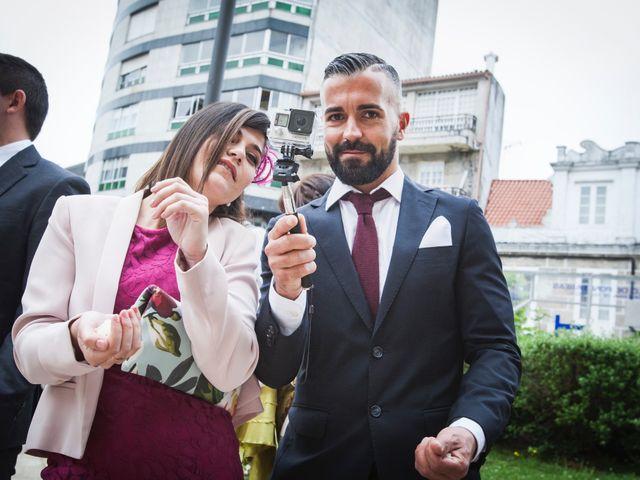 La boda de Rafa y Paula en Ponteareas, Pontevedra 18