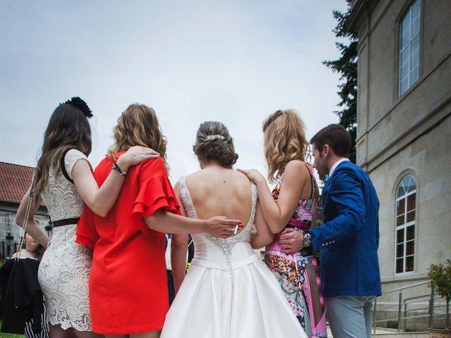 La boda de Rafa y Paula en Ponteareas, Pontevedra 20