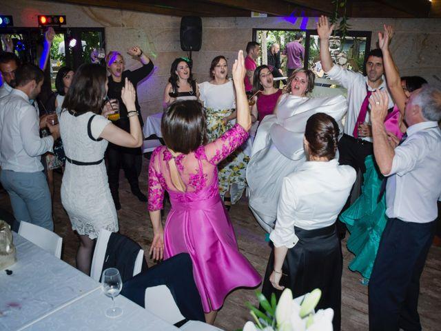 La boda de Rafa y Paula en Ponteareas, Pontevedra 2