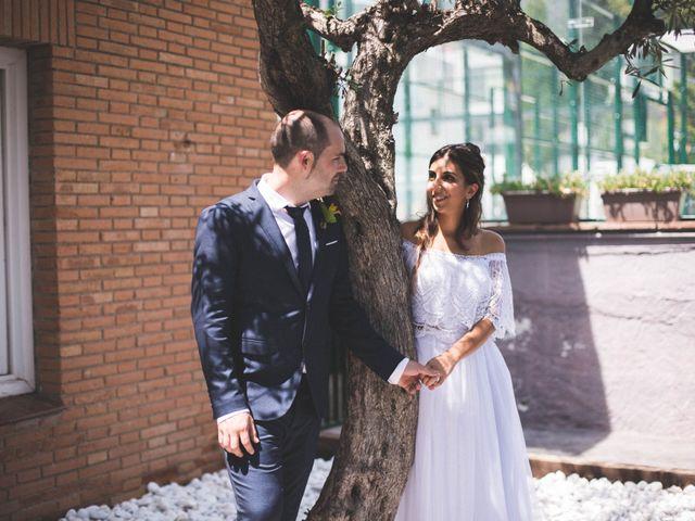 La boda de Cristofer y Anna en Premia De Mar, Barcelona 14