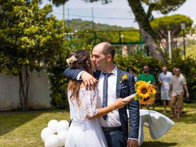 La boda de Cristofer y Anna en Premia De Mar, Barcelona 19