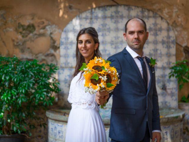 La boda de Cristofer y Anna en Premia De Mar, Barcelona 1