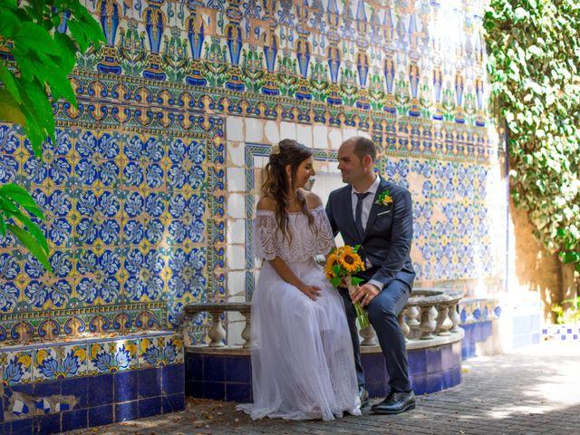 La boda de Cristofer y Anna en Premia De Mar, Barcelona 2