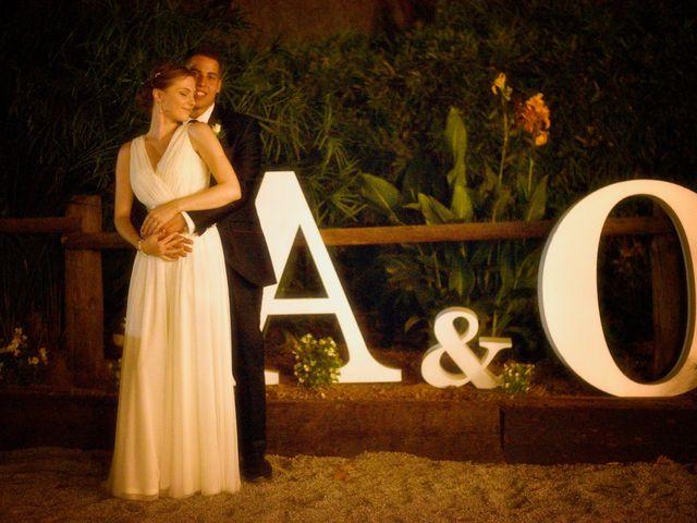 La boda de Olga y Arià