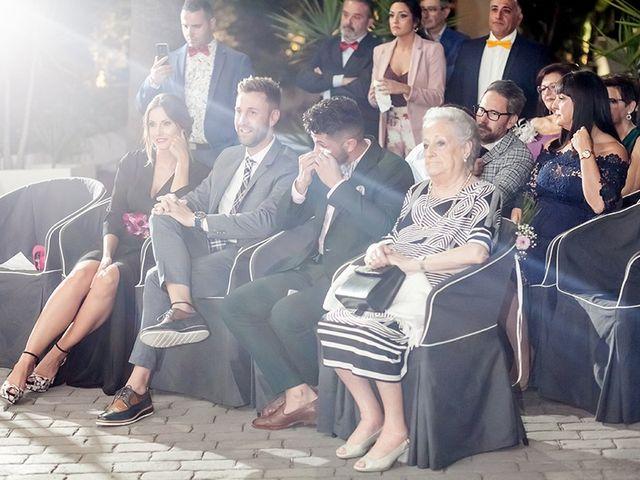 La boda de Manuel y Georgina en Castelló/castellón De La Plana, Castellón 16