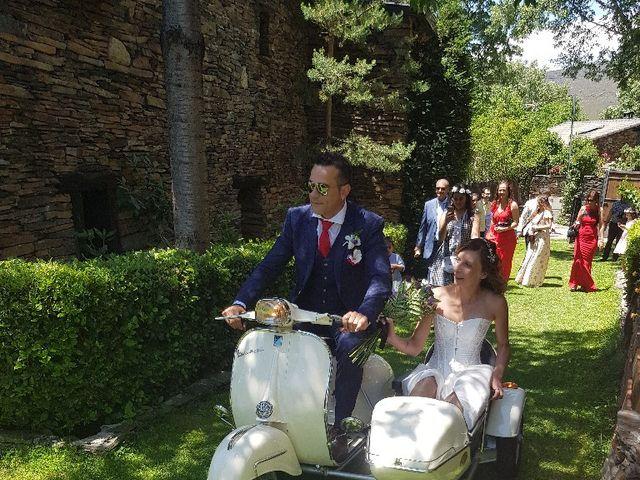 La boda de Silvia y Teo en Campillo De Ranas, Guadalajara 4