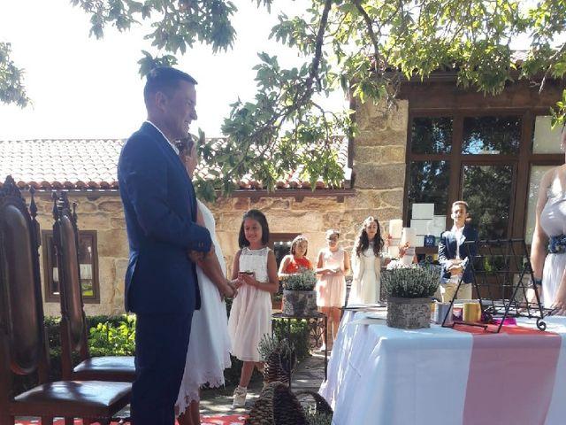 La boda de Jesús  y Mónica  en Monterroso (San Miguel), Lugo 4