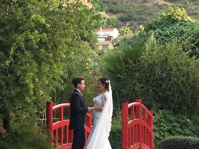 La boda de Fran y Yolanda en Estación De Cartama, Málaga 4