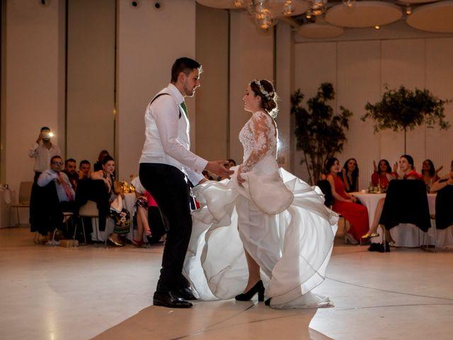 La boda de Alejandro y María en Valencia, Valencia 34
