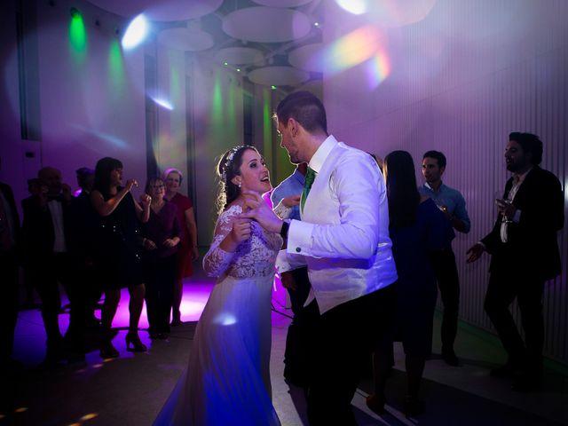 La boda de Alejandro y María en Valencia, Valencia 35