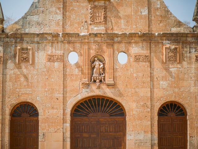 La boda de Ignacio y Noelia en Ayllon, Segovia 2