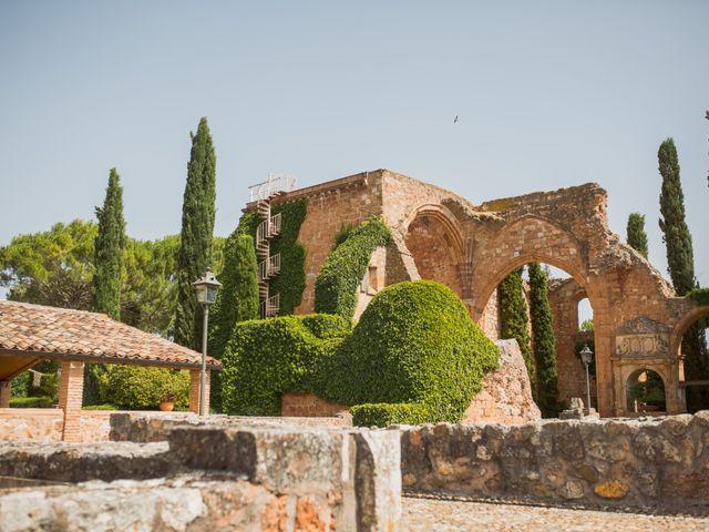 La boda de Ignacio y Noelia en Ayllon, Segovia 5
