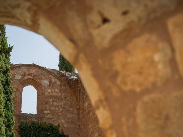 La boda de Ignacio y Noelia en Ayllon, Segovia 9