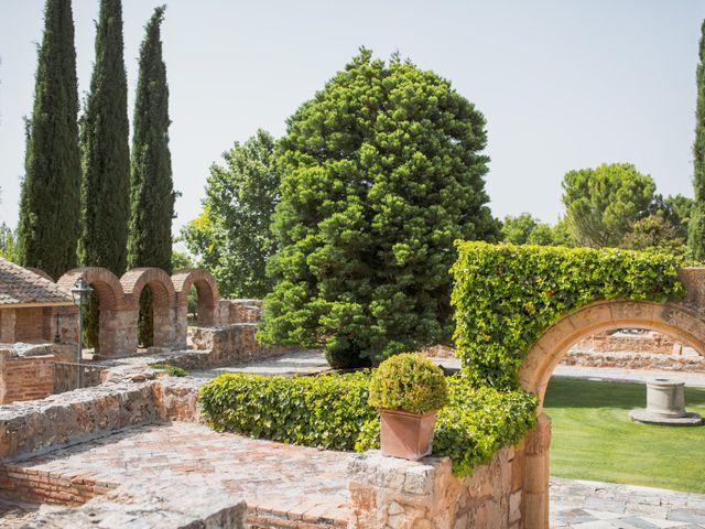 La boda de Ignacio y Noelia en Ayllon, Segovia 10