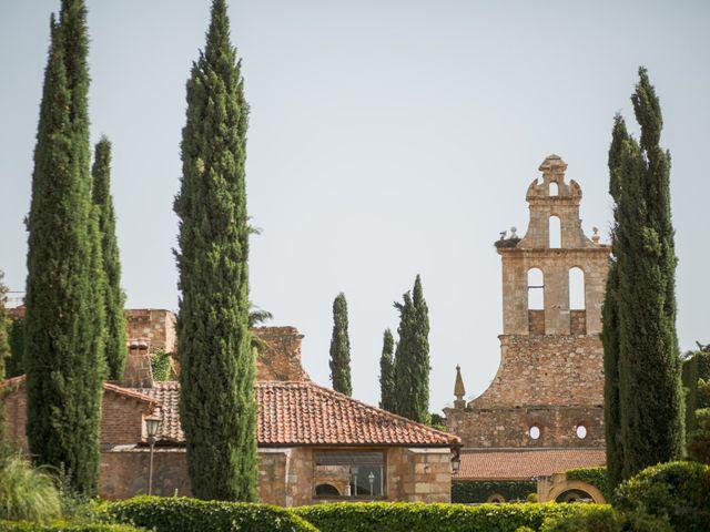 La boda de Ignacio y Noelia en Ayllon, Segovia 13