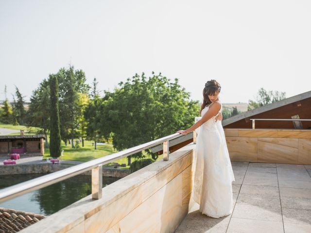 La boda de Ignacio y Noelia en Ayllon, Segovia 79