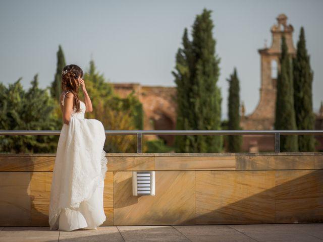 La boda de Ignacio y Noelia en Ayllon, Segovia 82