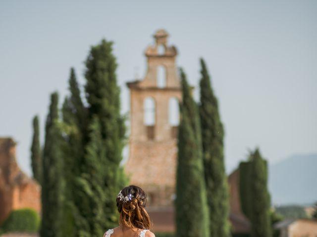 La boda de Ignacio y Noelia en Ayllon, Segovia 83