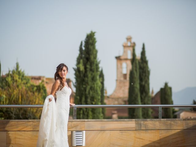 La boda de Ignacio y Noelia en Ayllon, Segovia 87