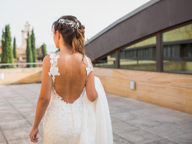 La boda de Ignacio y Noelia en Ayllon, Segovia 91
