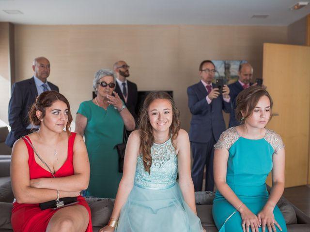 La boda de Ignacio y Noelia en Ayllon, Segovia 94