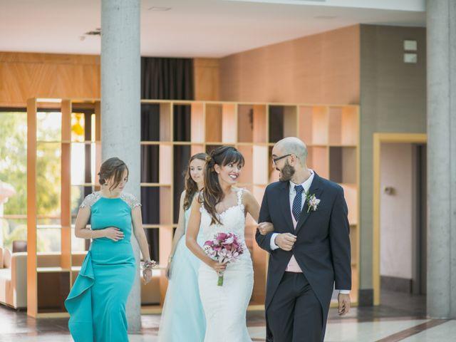 La boda de Ignacio y Noelia en Ayllon, Segovia 98