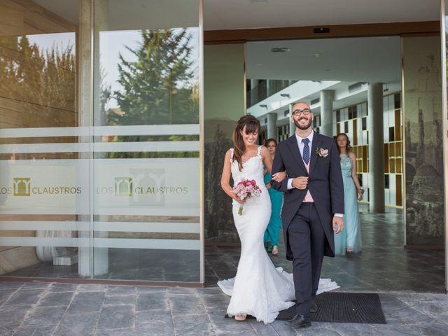 La boda de Ignacio y Noelia en Ayllon, Segovia 101
