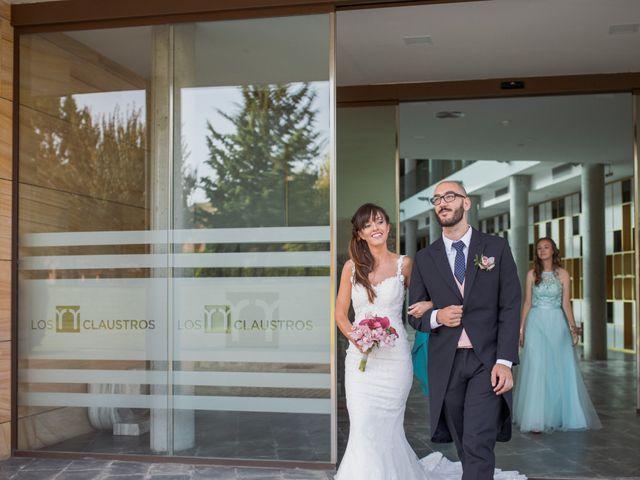 La boda de Ignacio y Noelia en Ayllon, Segovia 102