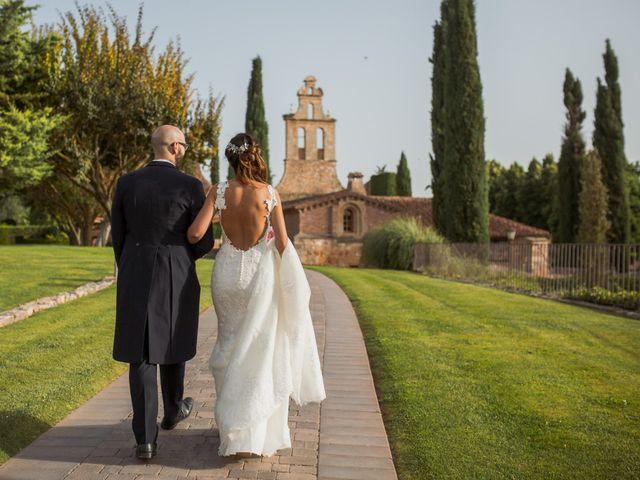 La boda de Ignacio y Noelia en Ayllon, Segovia 105