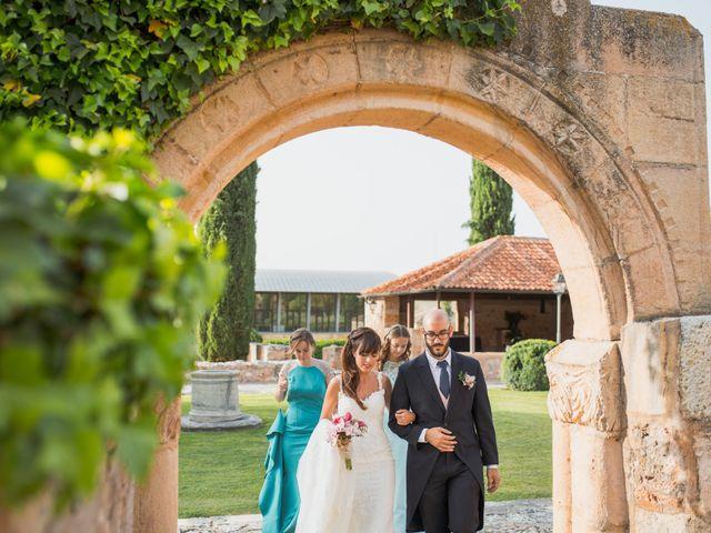 La boda de Ignacio y Noelia en Ayllon, Segovia 107