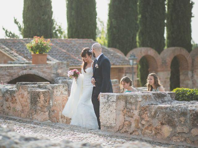 La boda de Ignacio y Noelia en Ayllon, Segovia 108