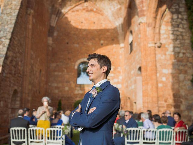La boda de Ignacio y Noelia en Ayllon, Segovia 109