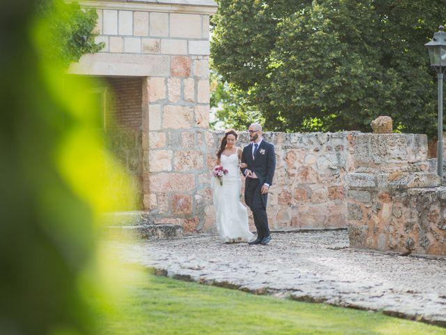 La boda de Ignacio y Noelia en Ayllon, Segovia 111