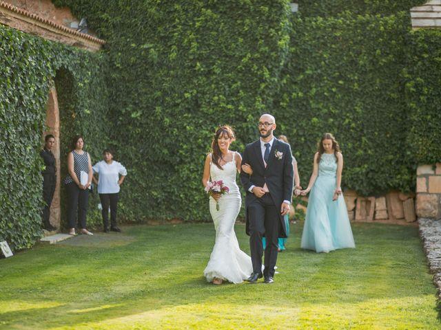 La boda de Ignacio y Noelia en Ayllon, Segovia 114