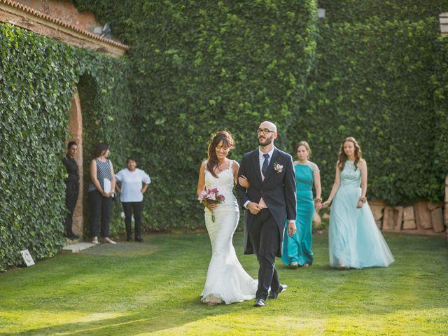 La boda de Ignacio y Noelia en Ayllon, Segovia 115