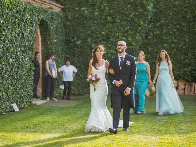 La boda de Ignacio y Noelia en Ayllon, Segovia 116