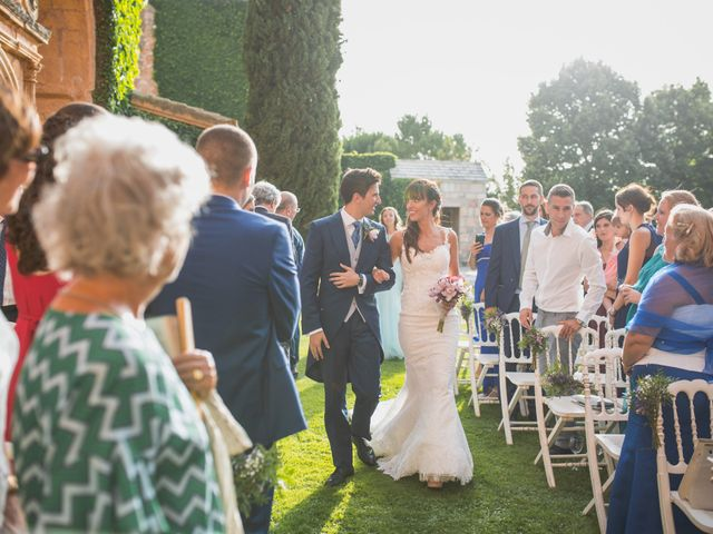 La boda de Ignacio y Noelia en Ayllon, Segovia 118