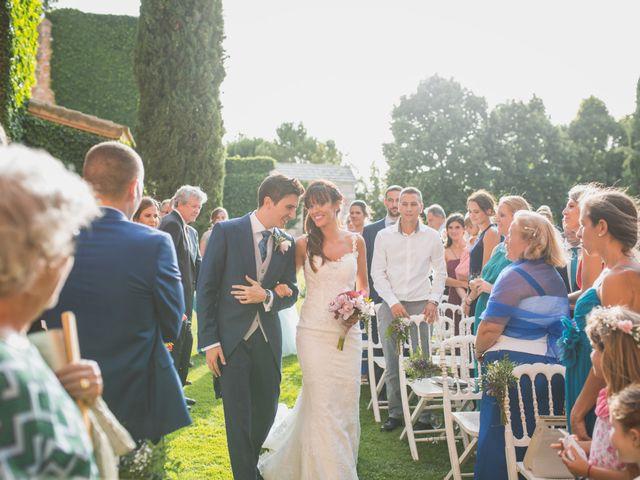 La boda de Ignacio y Noelia en Ayllon, Segovia 119